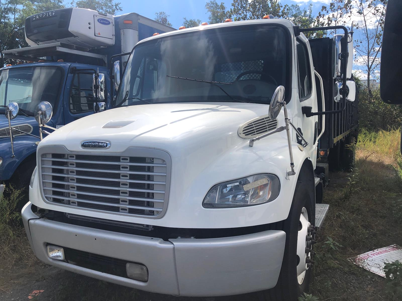 2013 Freightliner M2 106 4x2, Stake Bed #510530 - photo 1