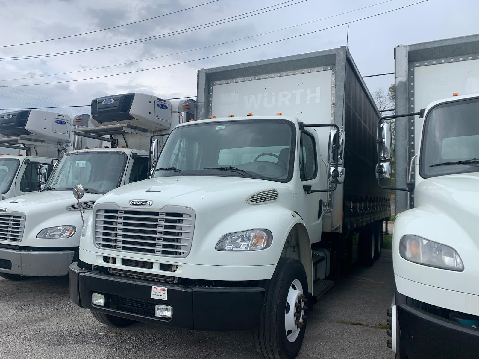 2014 Freightliner M2 106 6x4, Dry Freight #516296 - photo 1