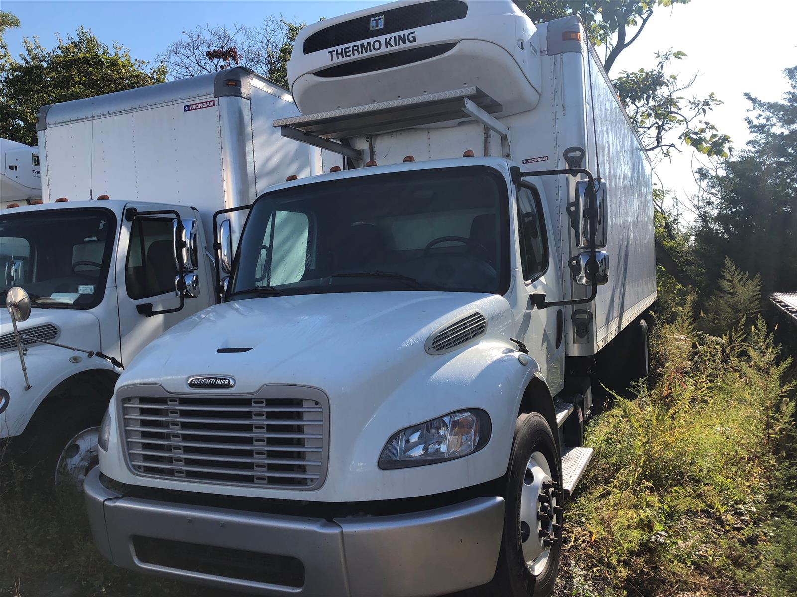 2014 Freightliner Truck 4x2, Refrigerated Body #530741 - photo 1