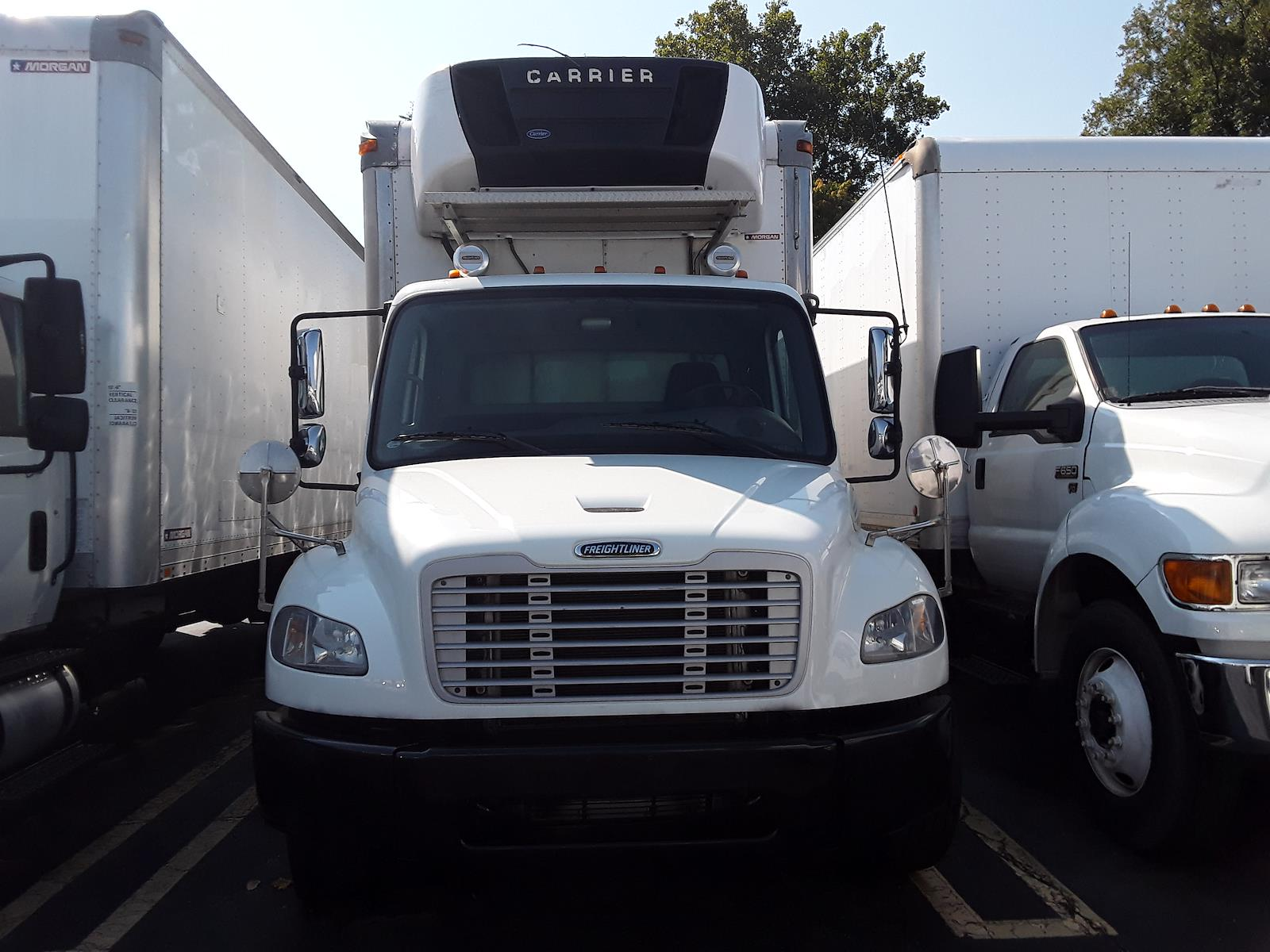 2014 Freightliner Truck 4x2, Refrigerated Body #531112 - photo 1