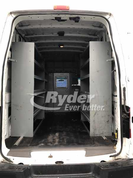 2013 Nissan NV3500 High Roof 4x2, Upfitted Cargo Van #533644 - photo 1