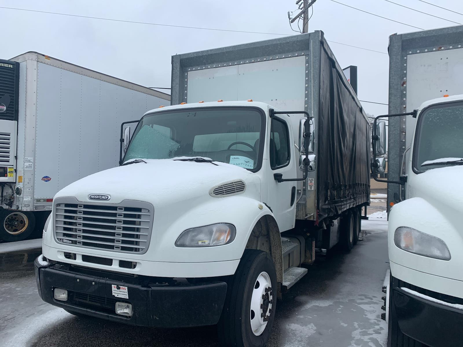 2014 Freightliner M2 106 6x4, Dry Freight #534189 - photo 1