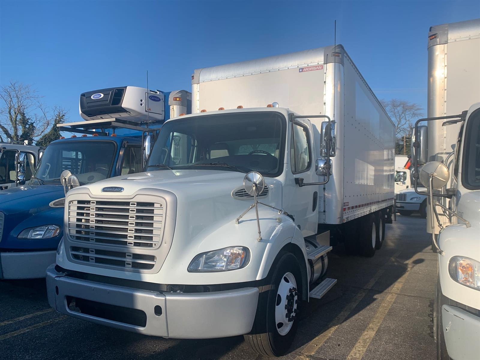 2014 Freightliner Truck 6x4, Dry Freight #536808 - photo 1