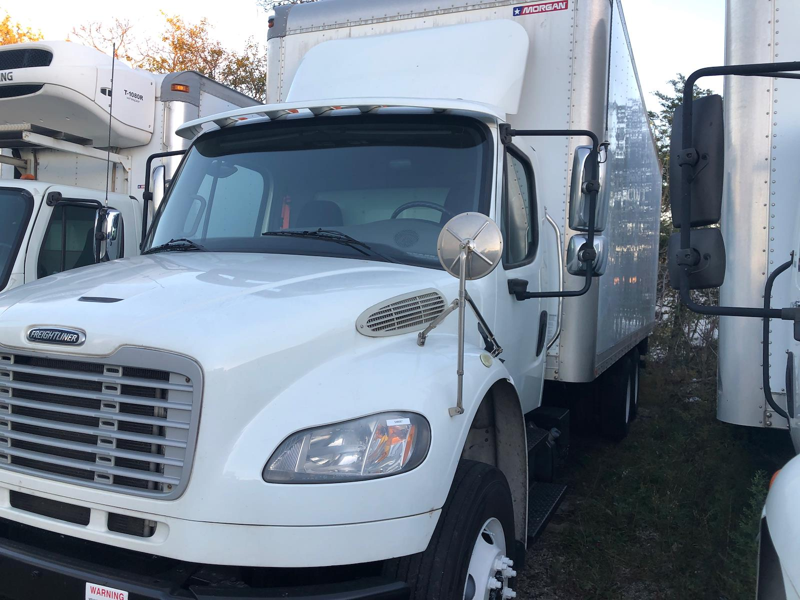 2014 Freightliner M2 106 6x4, Dry Freight #548567 - photo 1
