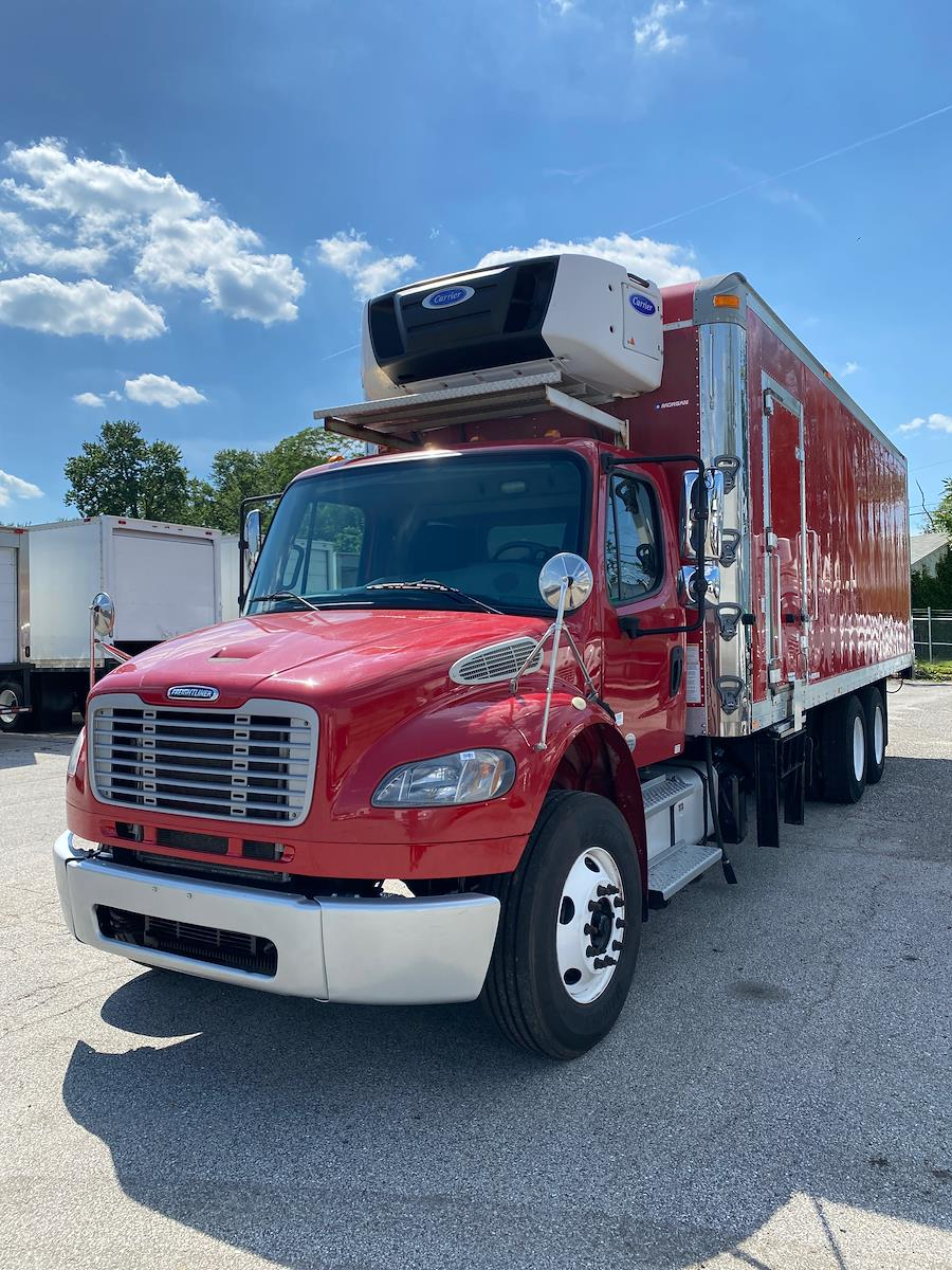 2015 Freightliner M2 106 6x4, Refrigerated Body #566778 - photo 1
