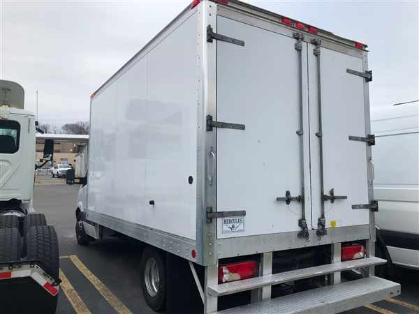 2014 Freightliner Sprinter 3500, Refrigerated Body #570671 - photo 1