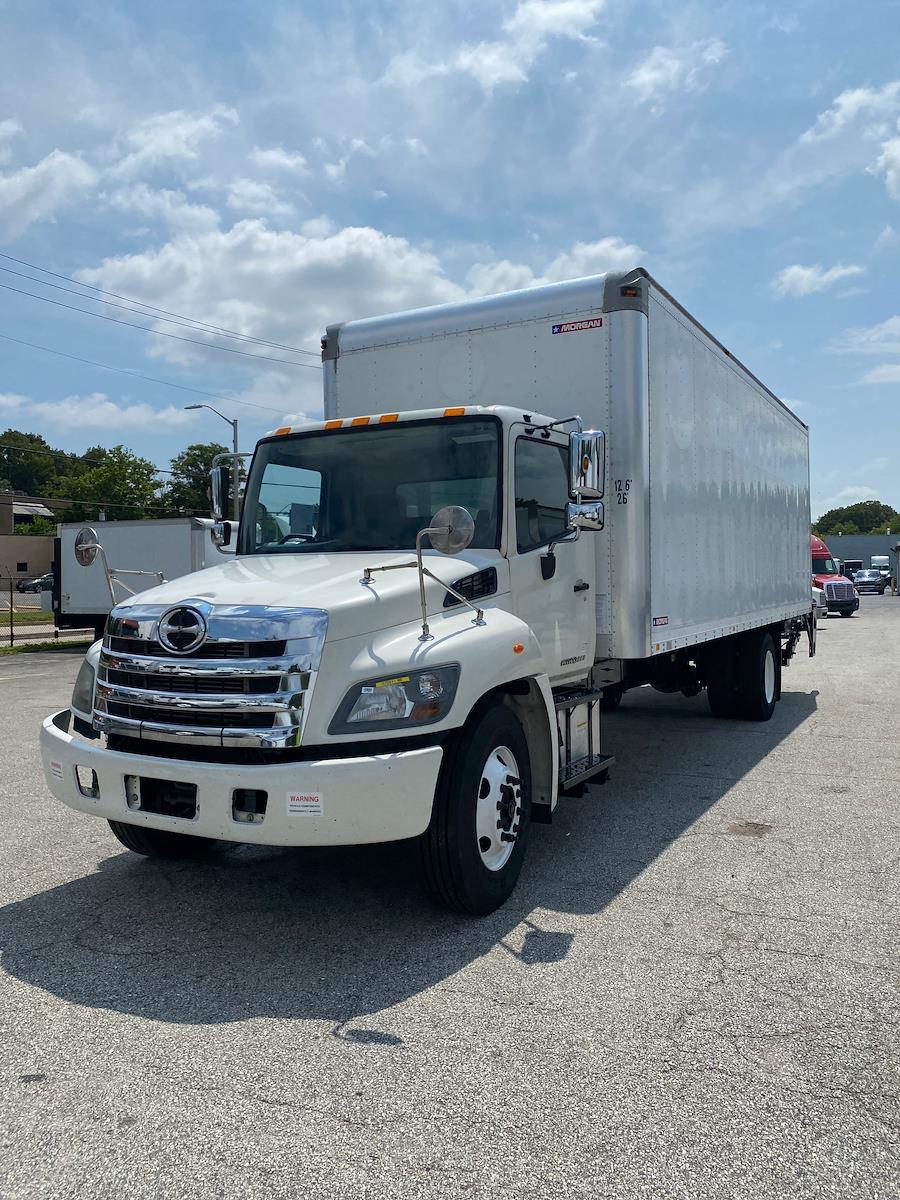 2015 Hino Truck, Dry Freight #570911 - photo 1