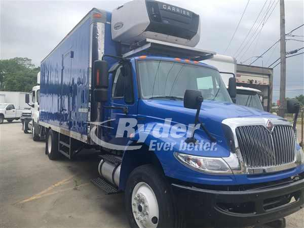 2010 International DuraStar 4400 4x2, Refrigerated Body #617852 - photo 1