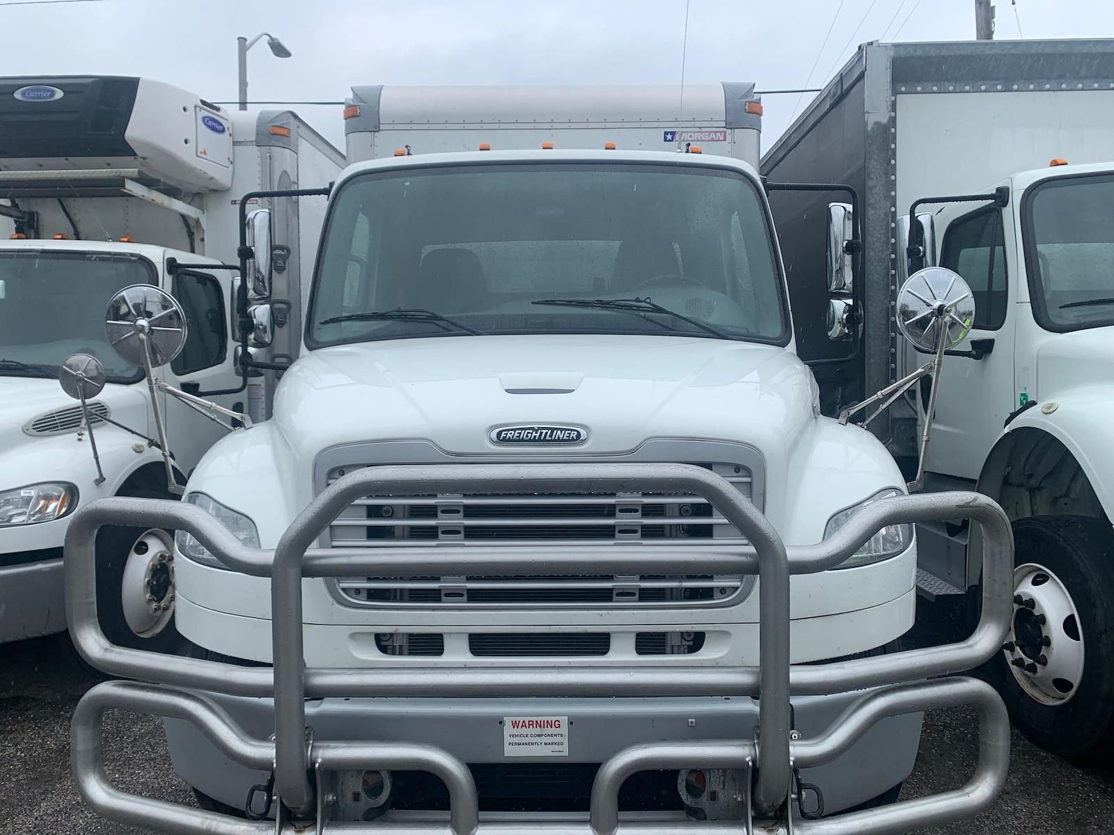 2016 Freightliner M2 106 4x2, Dry Freight #647305 - photo 1
