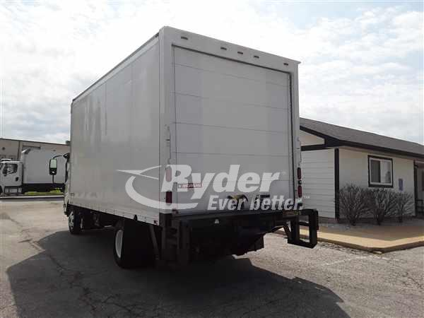 2012 Isuzu NPR 4x2, Dry Freight #454220 - photo 1