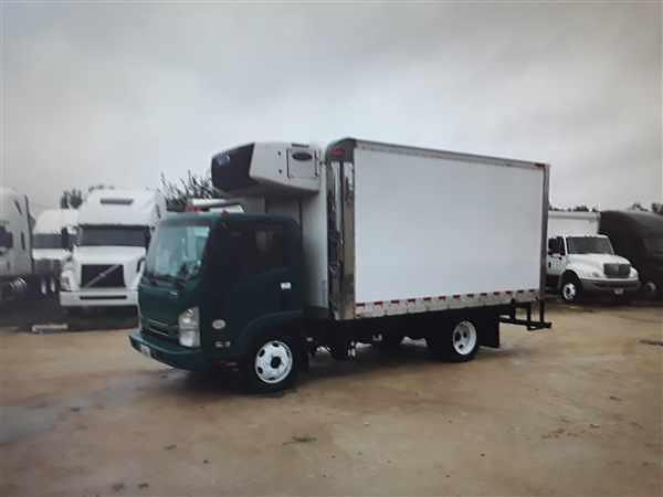 2016 Isuzu NPR-XD Regular Cab 4x2, Refrigerated Body #649883 - photo 1