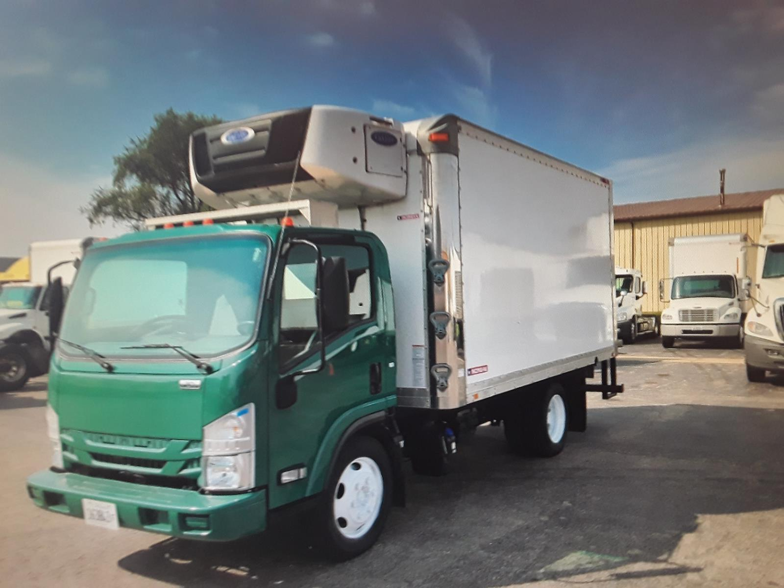 2016 Isuzu NPR-XD Regular Cab 4x2, Refrigerated Body #653702 - photo 1