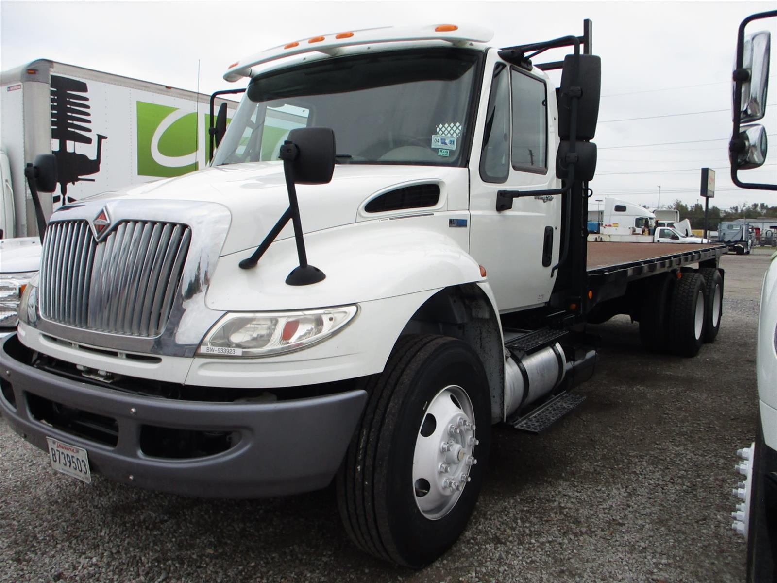 2014 International Truck 6x4, Platform Body #533923 - photo 1