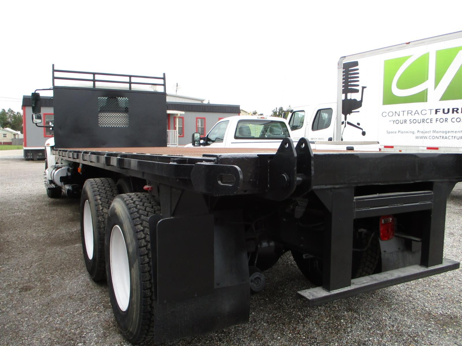 2014 International Truck 6x4, Platform Body #533924 - photo 1