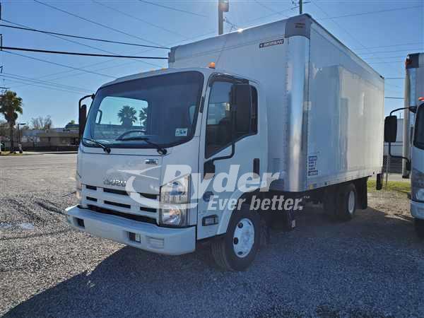 2014 Isuzu NPR-HD Regular Cab 4x2, Morgan Dry Freight #541746 - photo 1