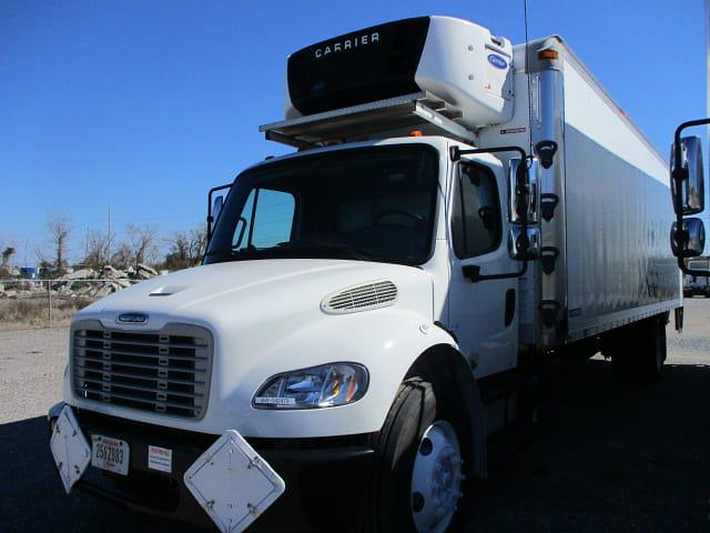 2014 Freightliner M2 106 4x2, Refrigerated Body #542479 - photo 1