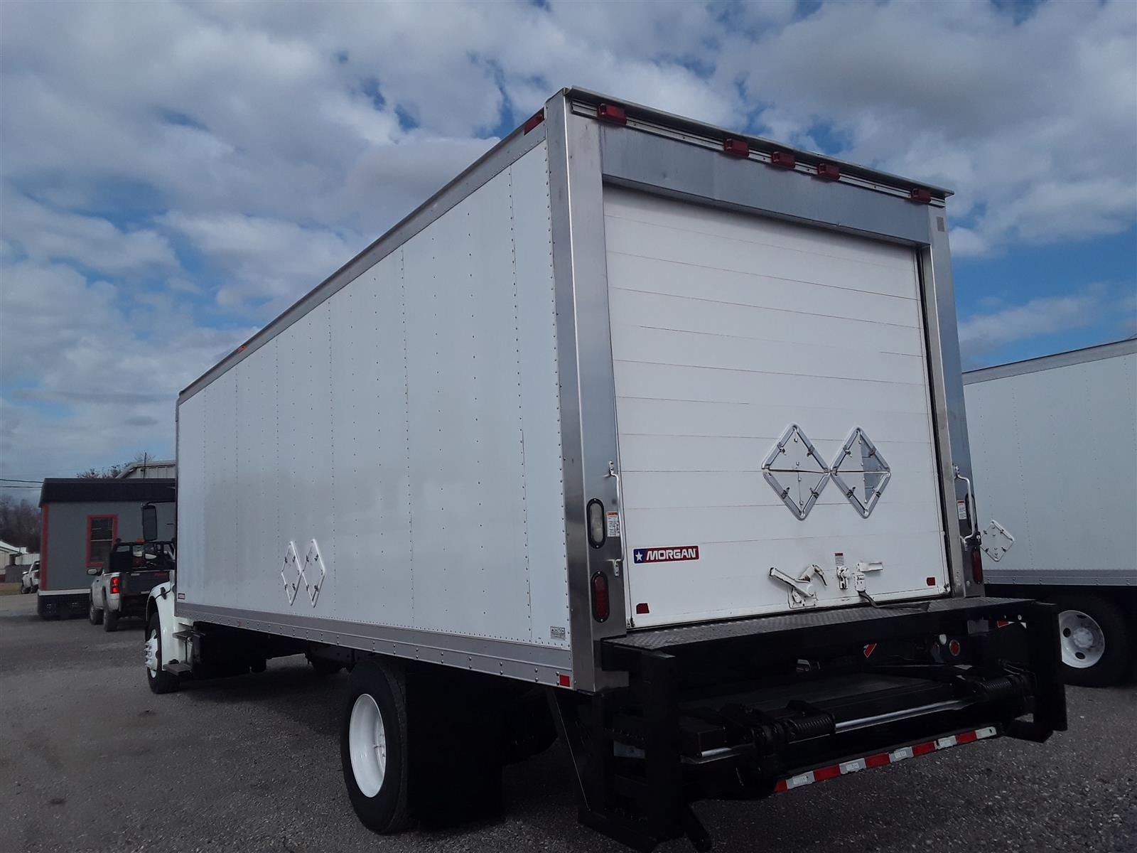 2014 Freightliner M2 106 4x2, Refrigerated Body #544338 - photo 1