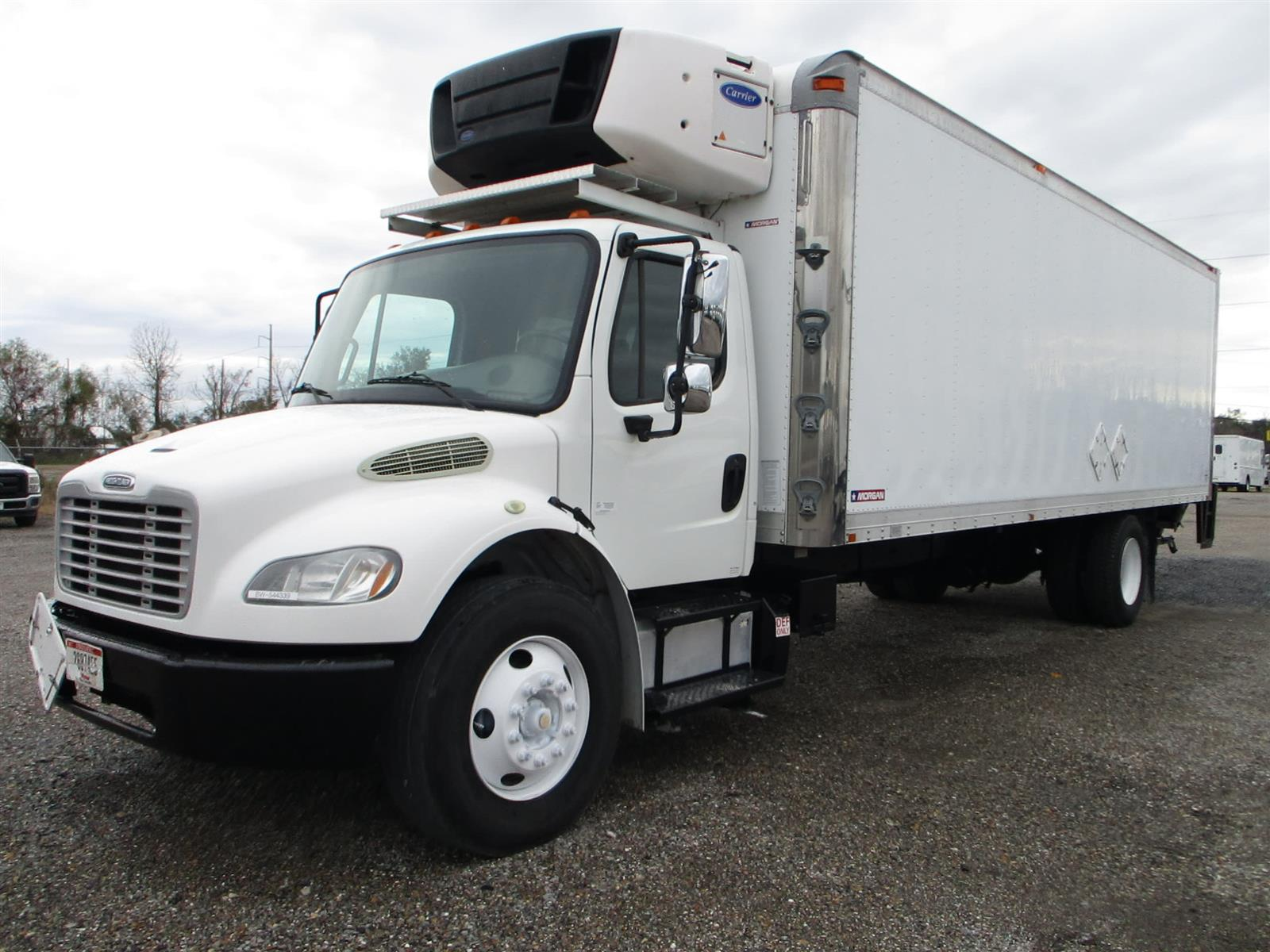 2014 Freightliner M2 106 4x2, Refrigerated Body #544339 - photo 1