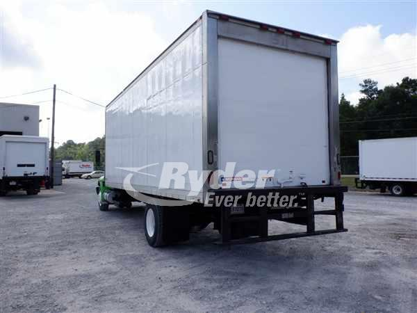 2011 International Truck 4x2, Refrigerated Body #626190 - photo 1