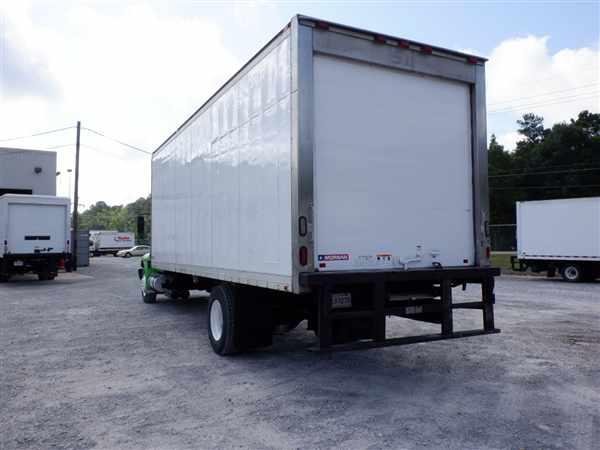 2011 International Truck 4x2, Refrigerated Body #626190 - photo 1