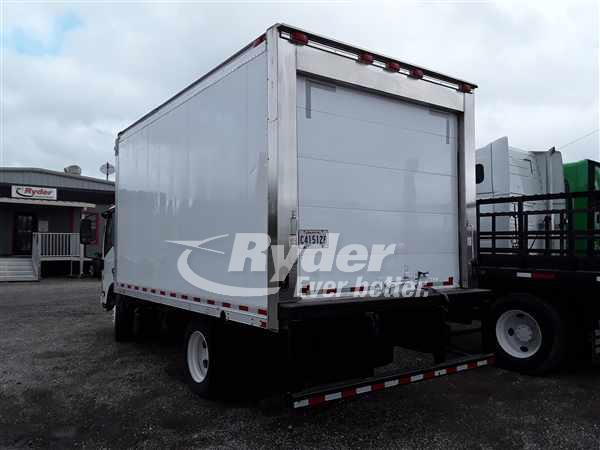 2017 Isuzu NPR-XD Regular Cab 4x2, Refrigerated Body #678729 - photo 1