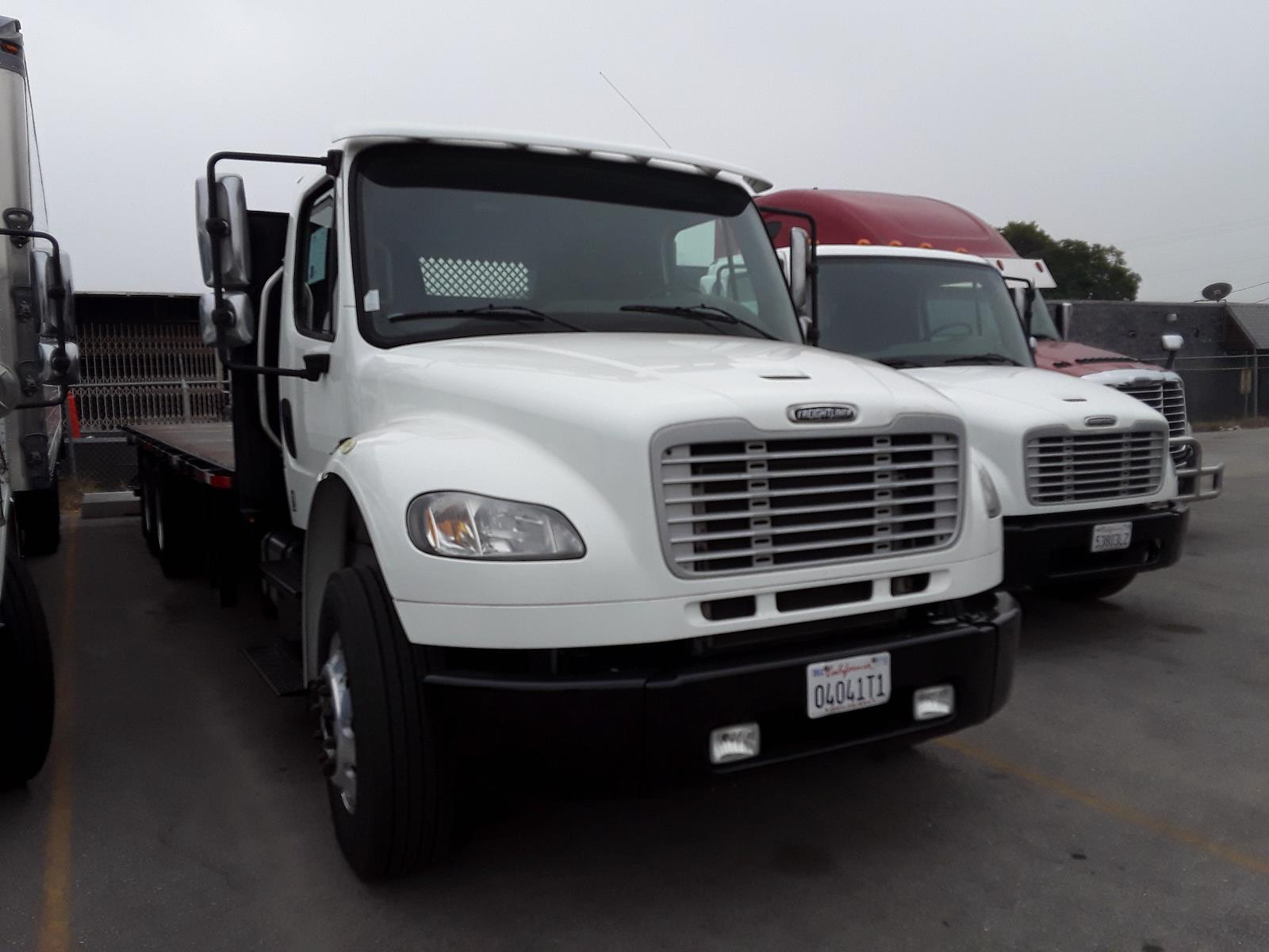 2015 Freightliner M2 106 6x4, Platform Body #327488 - photo 1