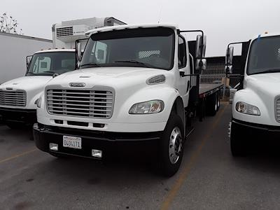 2015 Freightliner M2 106 6x4, Platform Body #327488 - photo 4