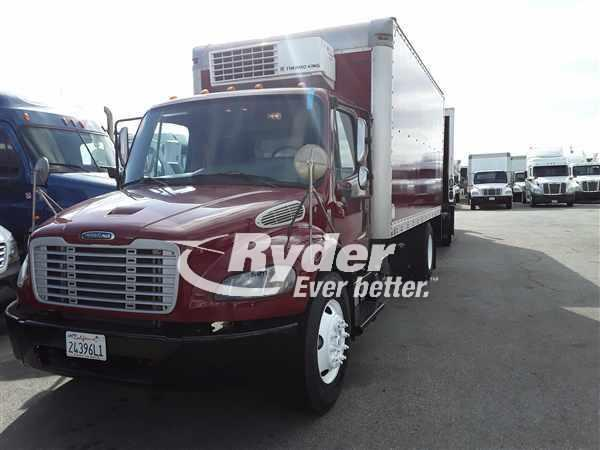 2014 Freightliner Truck 4x2, Refrigerated Body #516949 - photo 1