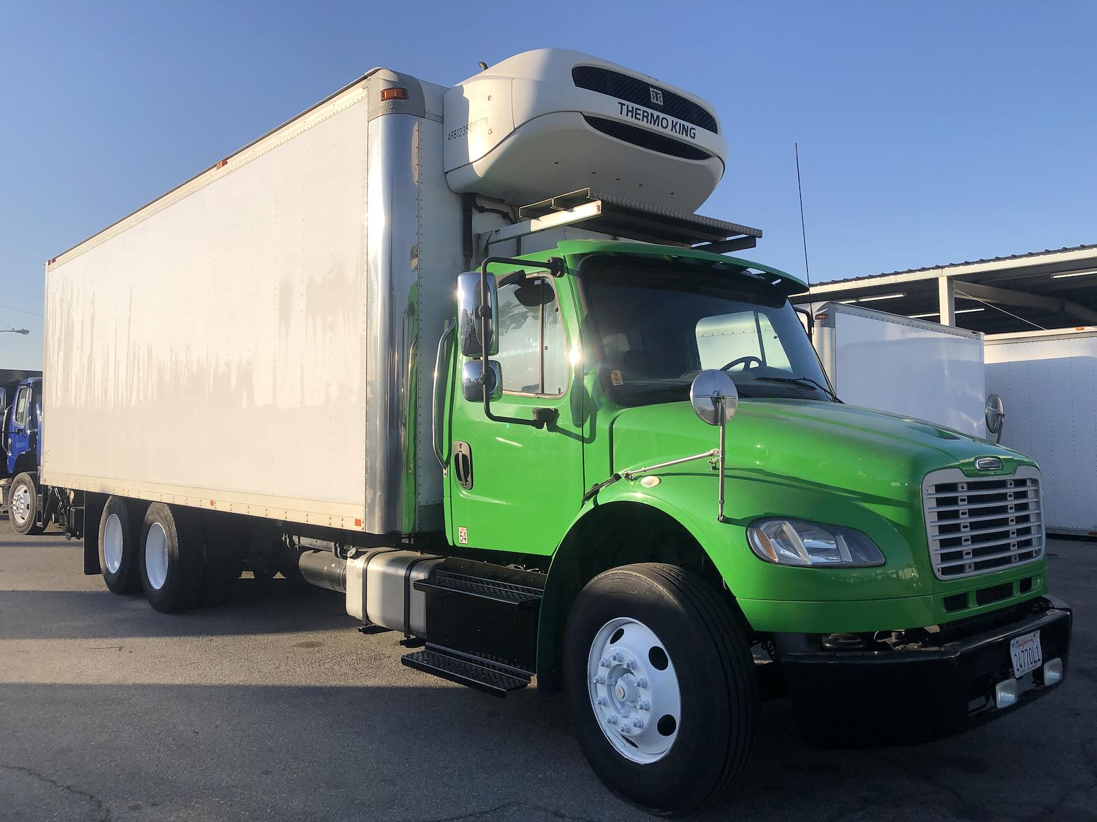 2014 Freightliner M2 106 6x4, Refrigerated Body #522837 - photo 1