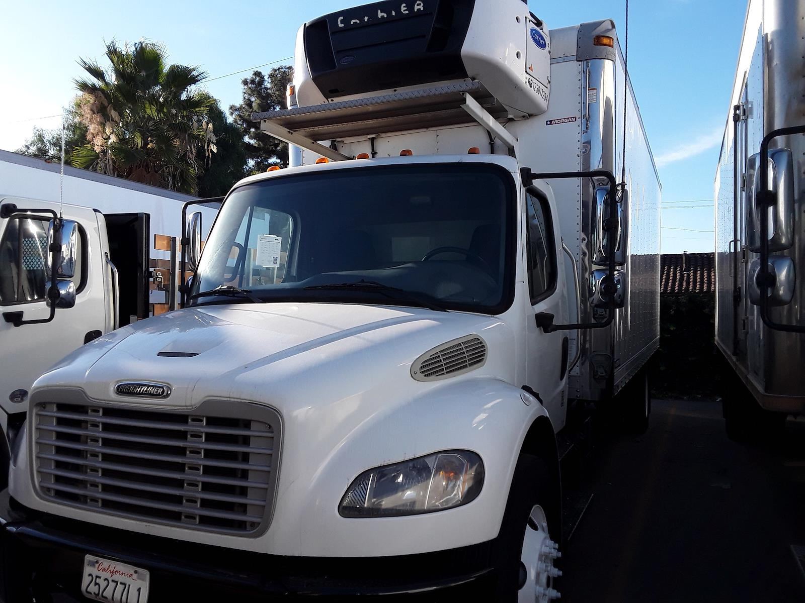 2014 Freightliner M2 106 4x2, Refrigerated Body #527242 - photo 1