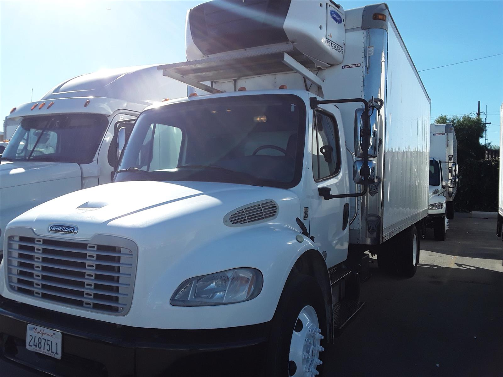 2014 Freightliner M2 106 4x2, Refrigerated Body #527243 - photo 1