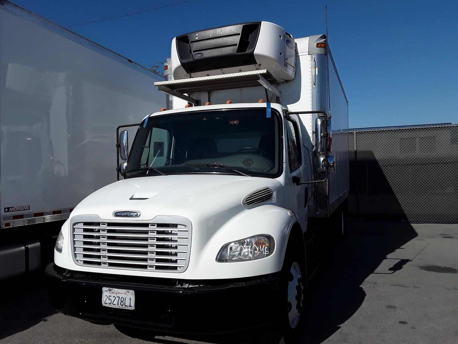 2014 Freightliner M2 106 4x2, Refrigerated Body #527245 - photo 1