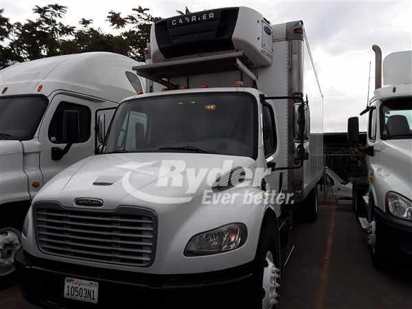 2014 Freightliner Truck 4x2, Refrigerated Body #547408 - photo 1