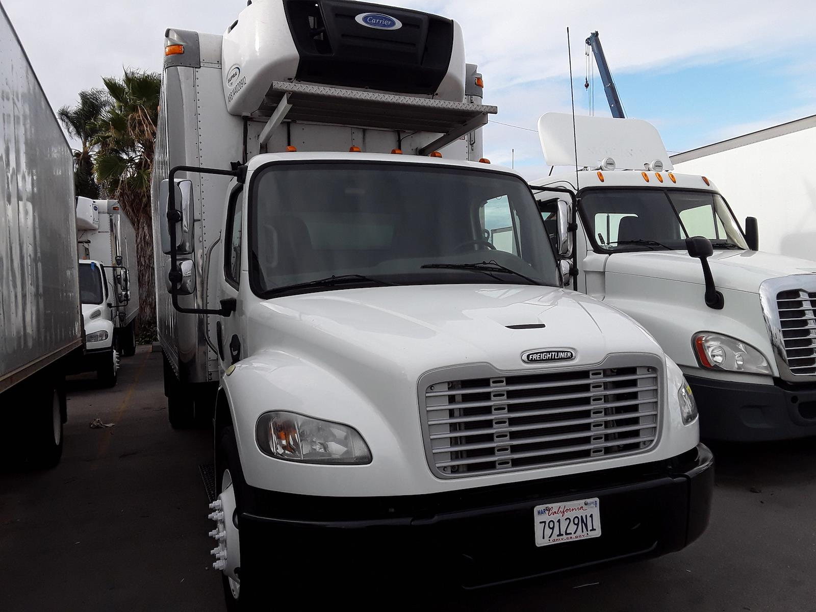 2015 Freightliner M2 106 4x2, Refrigerated Body #568401 - photo 1