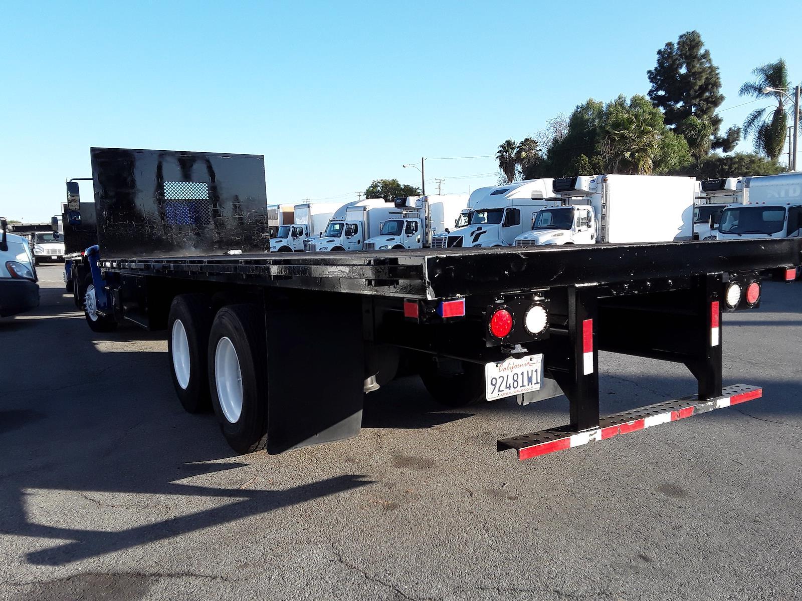 2015 Freightliner M2 106 6x4, Platform Body #570152 - photo 1