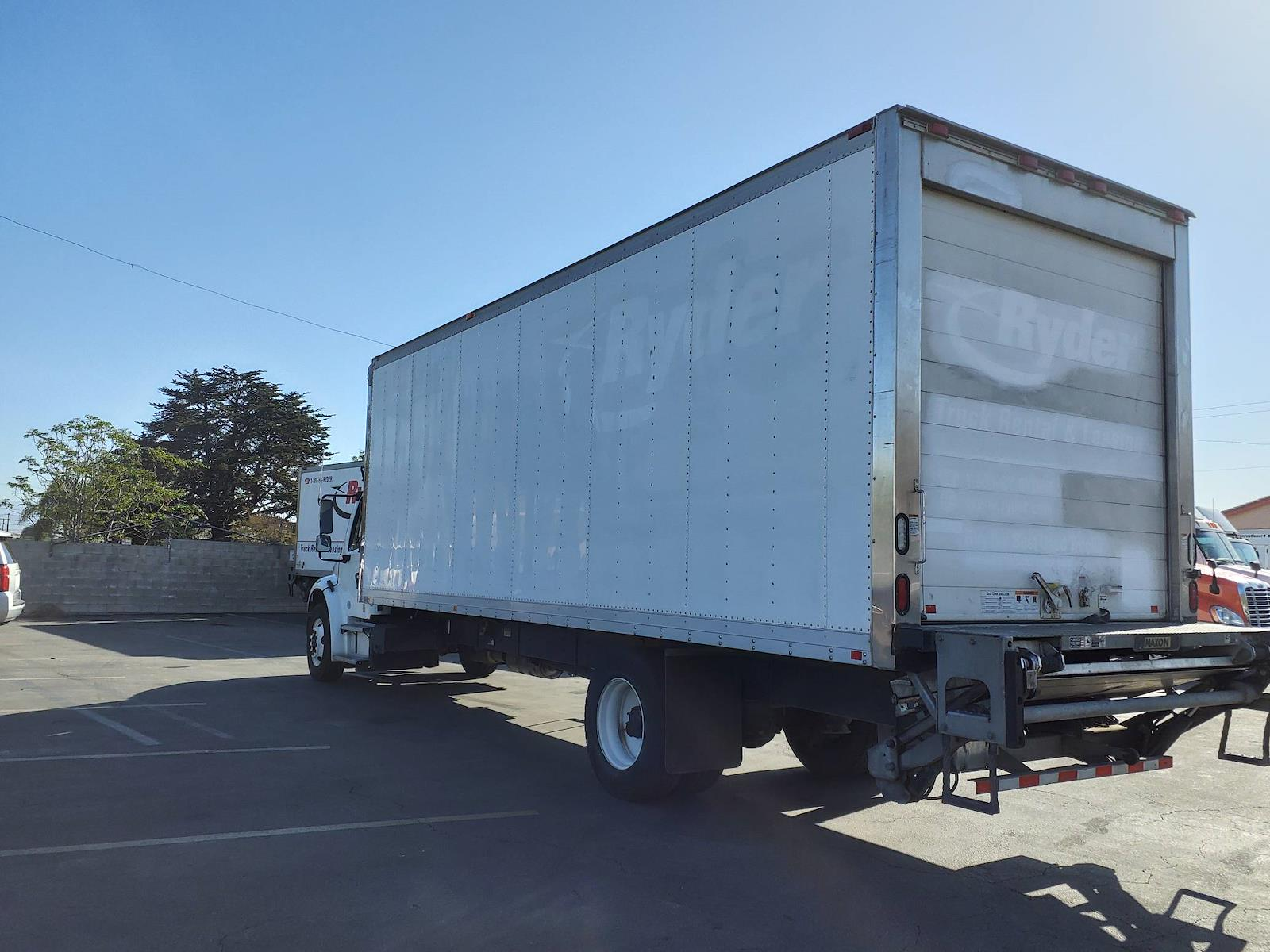 2015 Freightliner M2 106 4x2, Refrigerated Body #641216 - photo 1