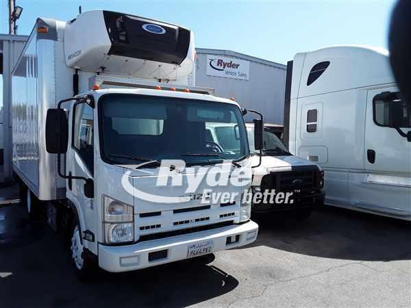 2015 Isuzu NPR-XD Regular Cab 4x2, Refrigerated Body #643786 - photo 1