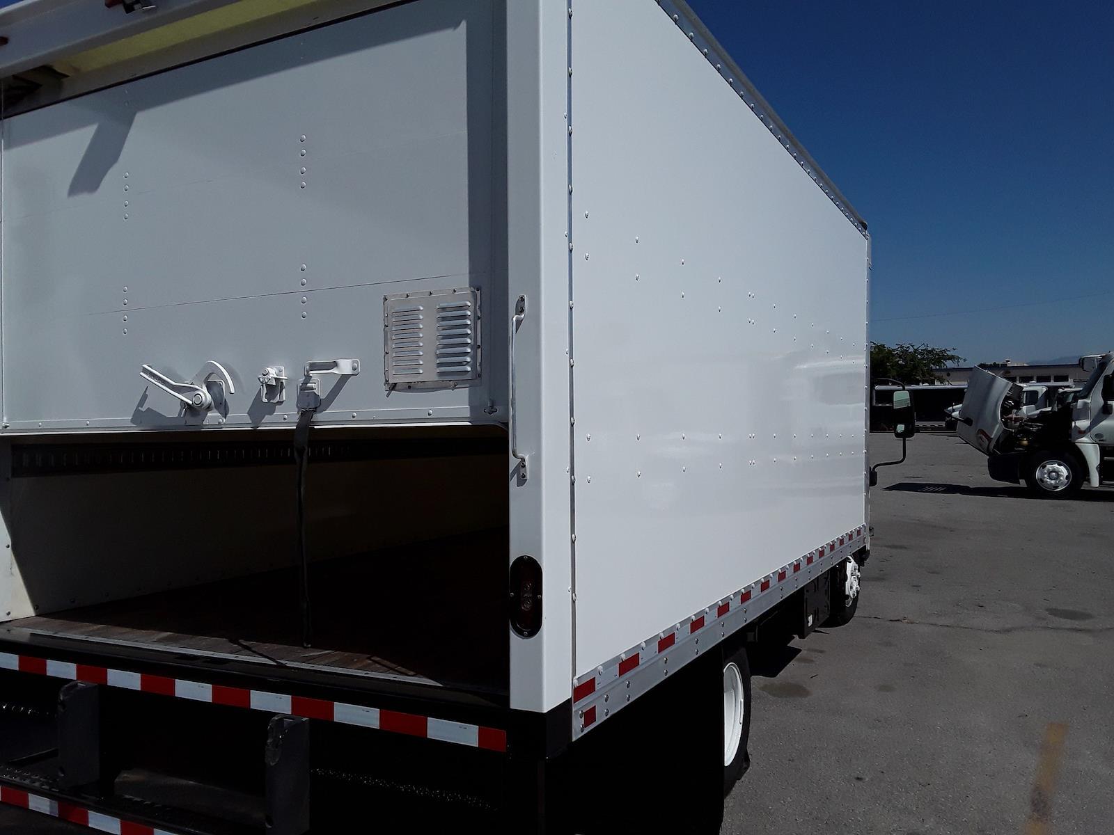 2017 Isuzu NPR-HD Regular Cab 4x2, Dry Freight #671766 - photo 1