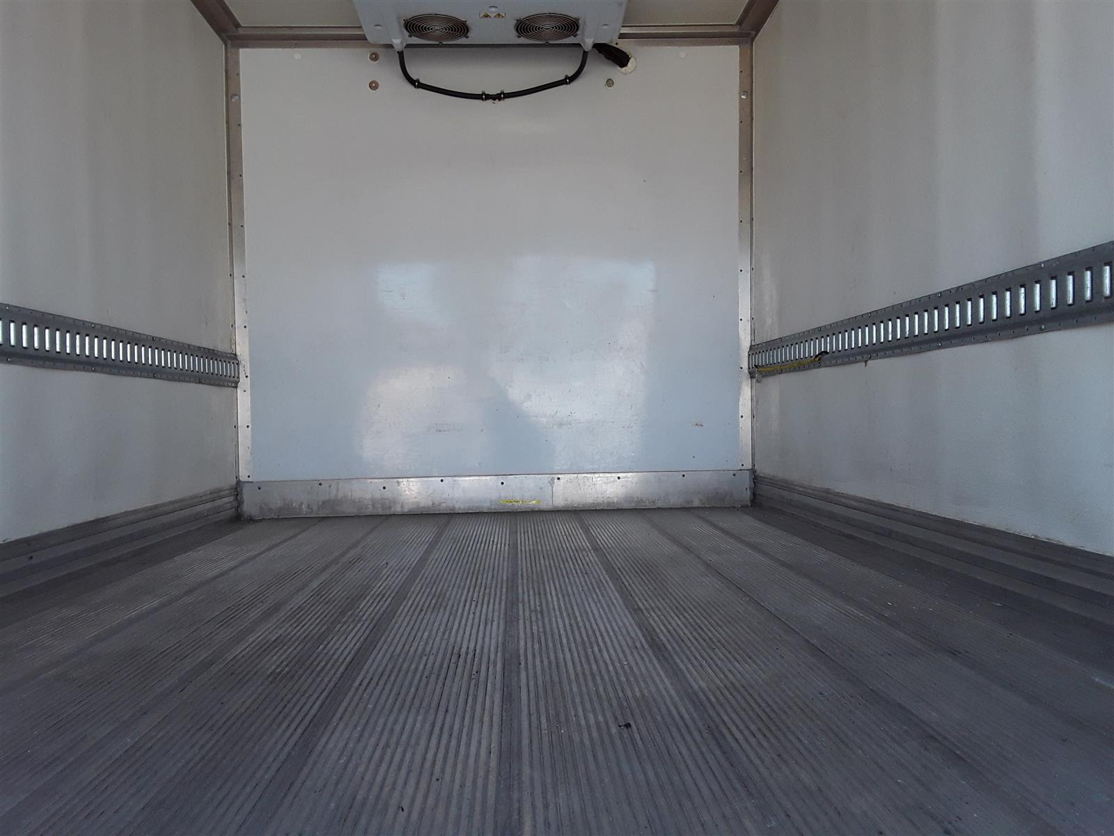 2017 Isuzu NPR Regular Cab 4x2, Refrigerated Body #752913 - photo 1