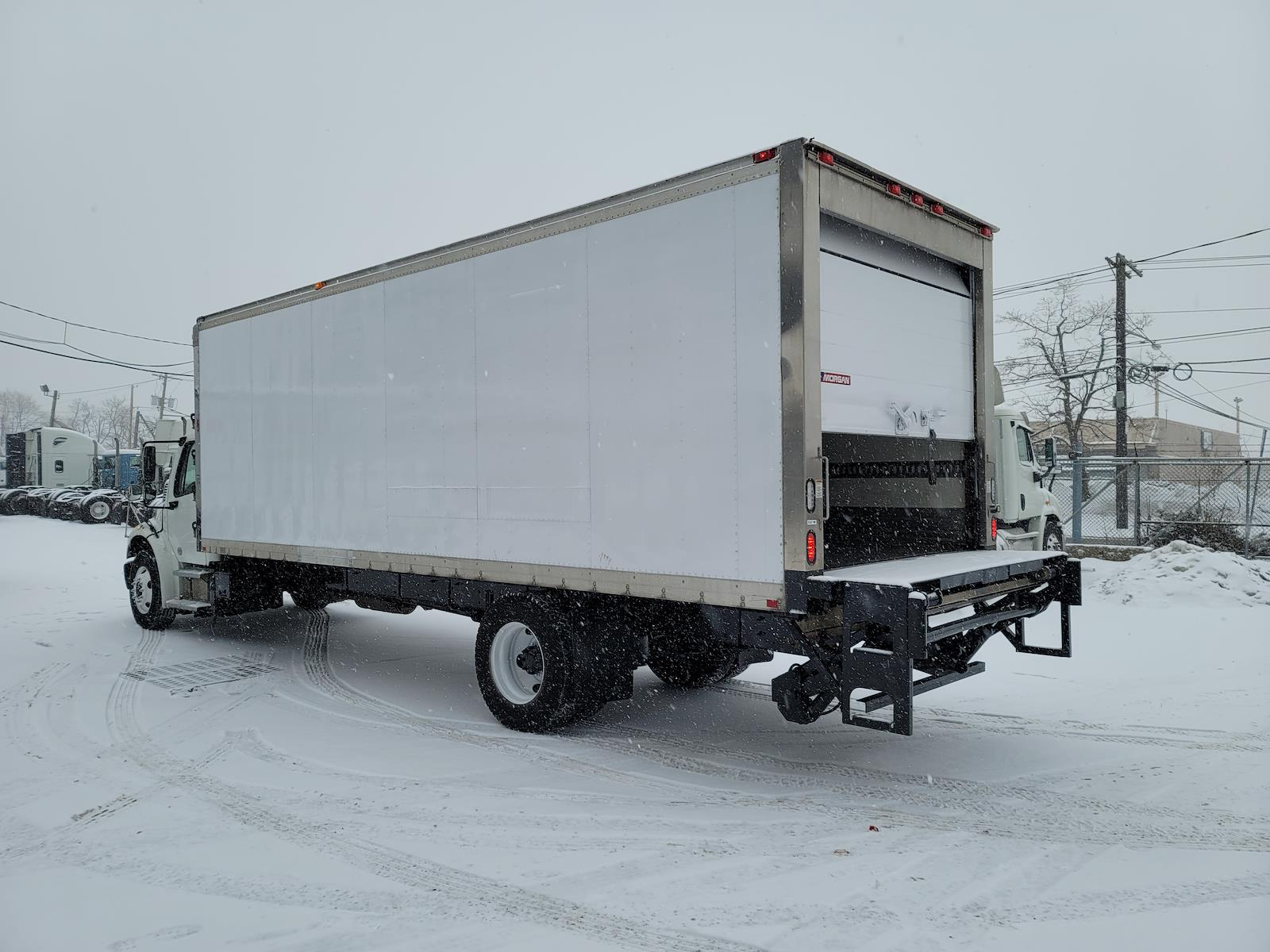 2015 Freightliner M2 106 4x2, Refrigerated Body #305527 - photo 1