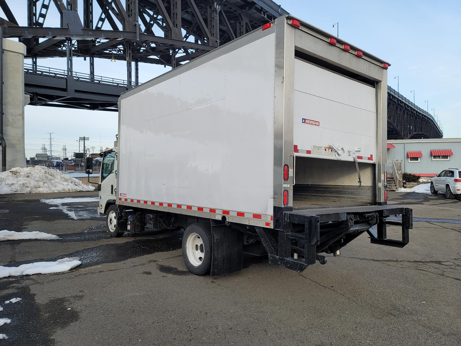 2015 Isuzu NPR-XD Regular Cab 4x2, Refrigerated Body #375324 - photo 1