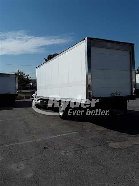 2012 International Truck 4x2, Morgan Refrigerated Body #441818 - photo 1