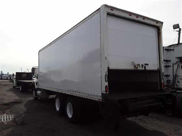 2012 International WorkStar 7600 6x4, Dry Freight #457000 - photo 1