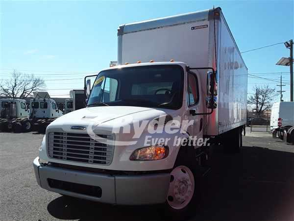 2014 Freightliner M2 106 4x2, Dry Freight #545402 - photo 1