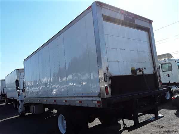 2012 Hino Truck, Refrigerated Body #636118 - photo 1