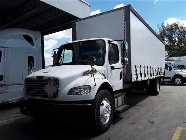 2013 Freightliner M2 106 4x2, Dry Freight #508427 - photo 1