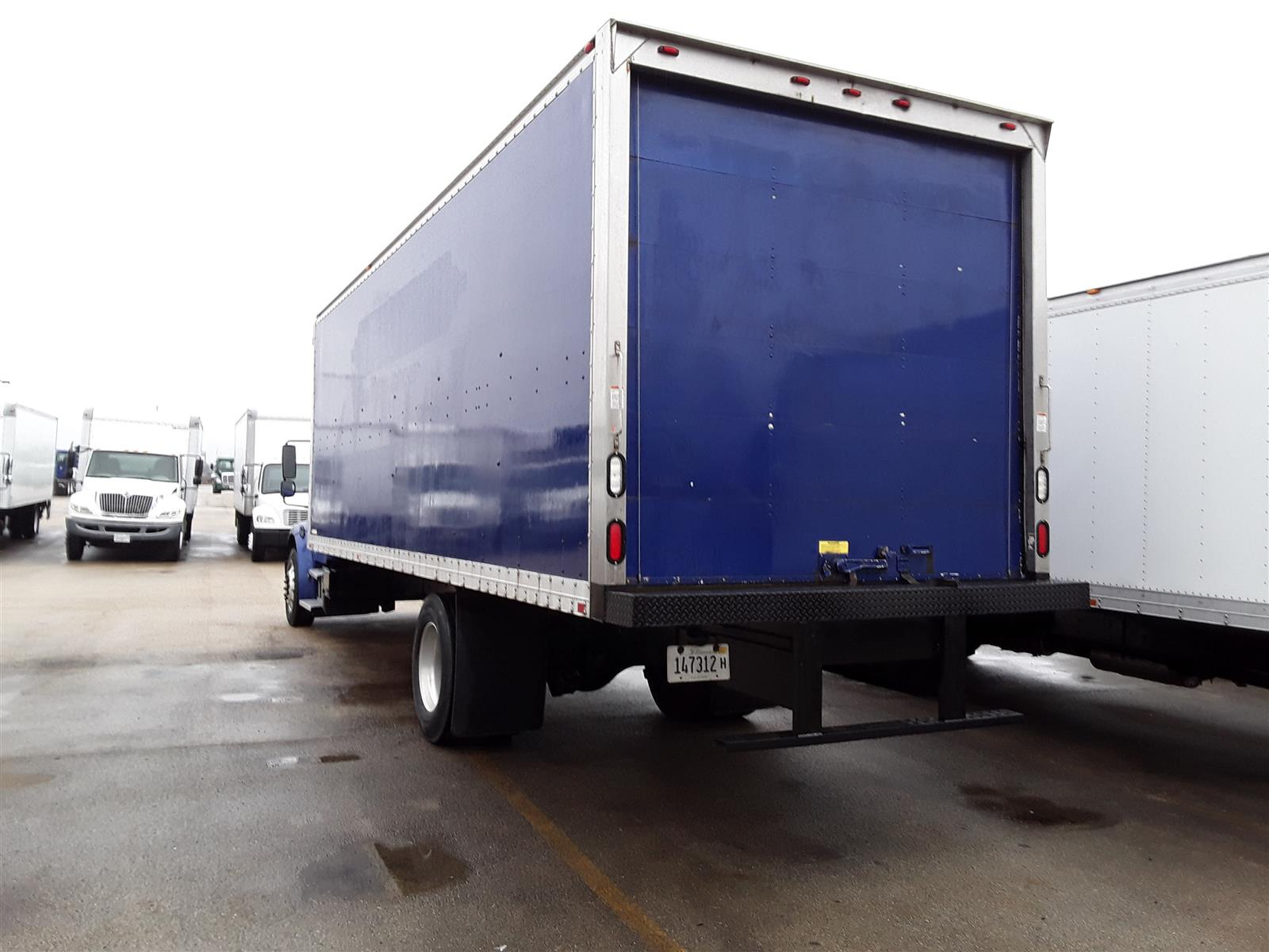 2015 Freightliner M2 106 4x2, Dry Freight #314201 - photo 1