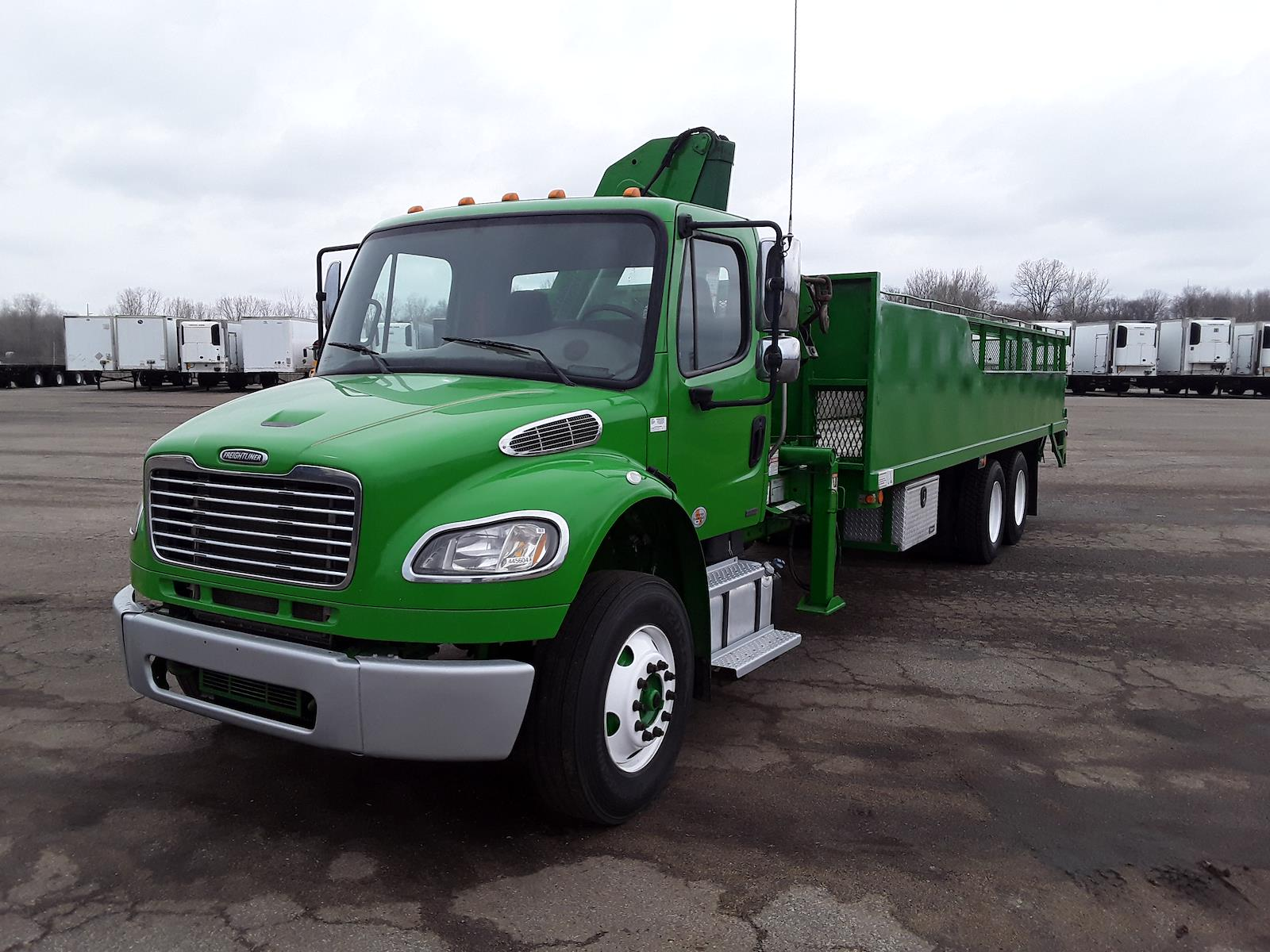 2012 Freightliner M2 106 6x4, Other/Specialty #445604 - photo 1