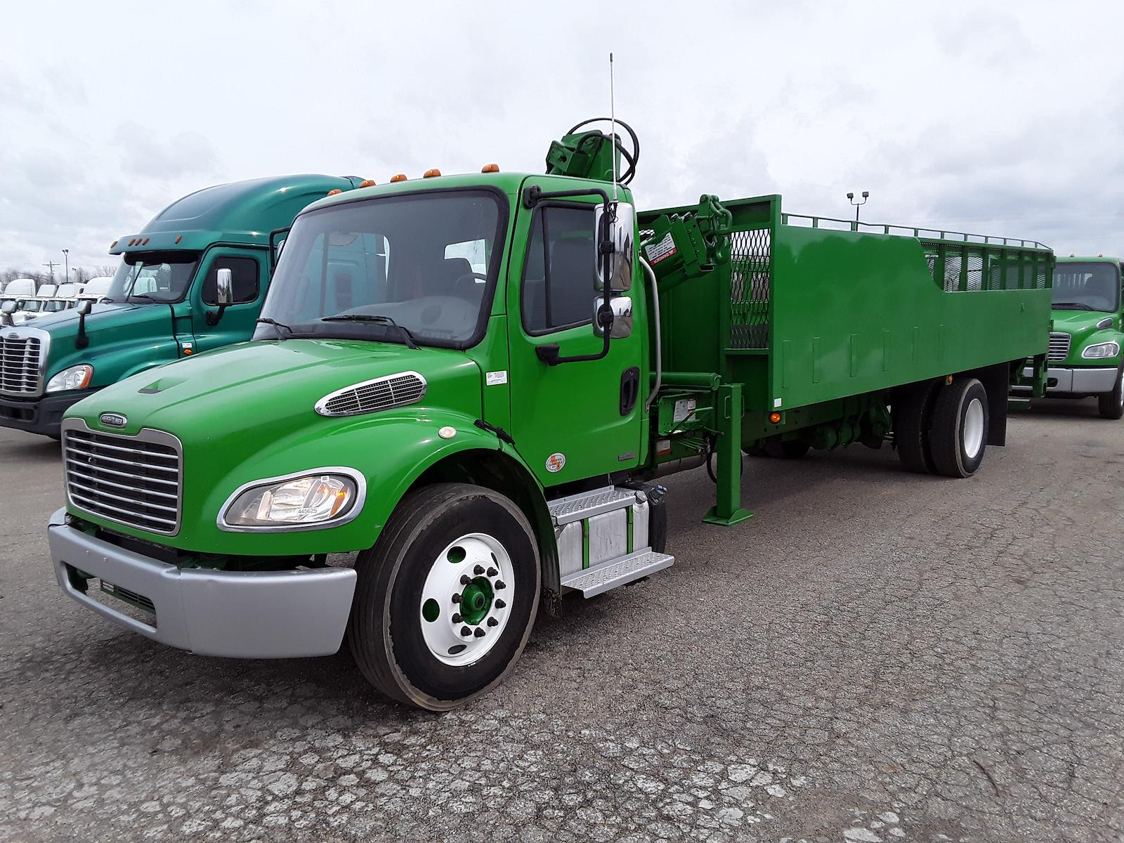 2012 Freightliner M2 106 4x2, Other/Specialty #445625 - photo 1