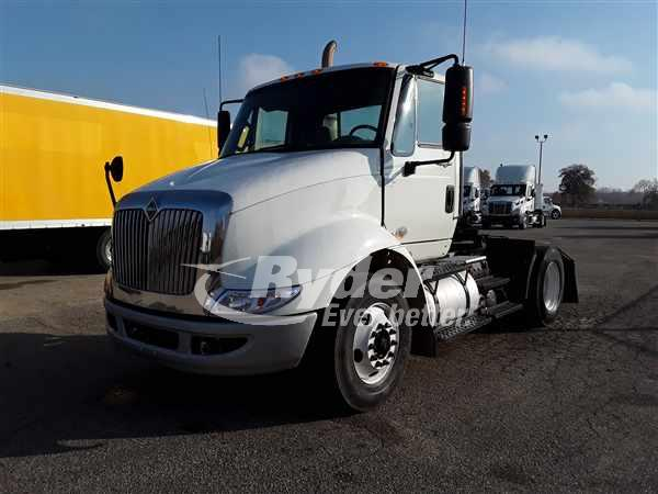 2013 International TranStar 8600 4x2, Tractor #493983 - photo 1